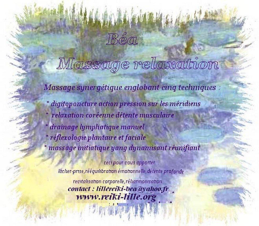 reiki usui, soins et initiations sur Lille
